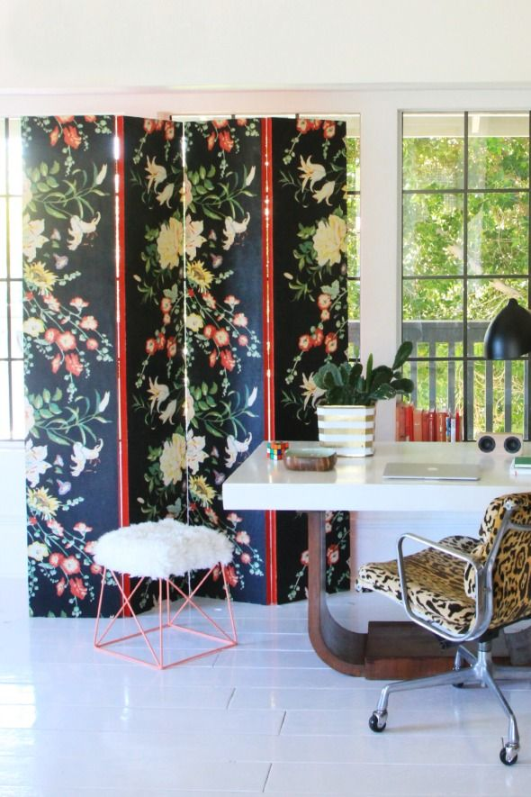 Diy Folding Screen Room Divider - WoodWorking Projects & Plans