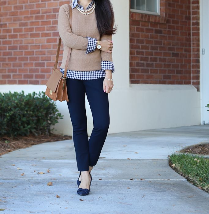 how to wear ankle pants for petites