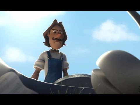 "CGI 3D Animated Short HD: ""Farmony"" - by Jiyoon Park"