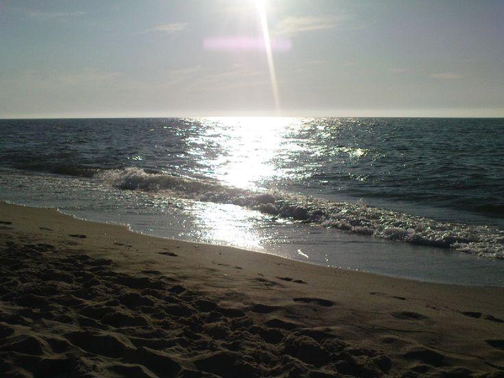 Morze Bałtyckie #Bałtyk #morze #Bałtyckie #Baltic #sea #Darłowo #Dąbki #koszalińskie #Polska #Poland #wybrzeże #zachodniopomorskie #zachód #słońca #wydmy #plaża #Darłówek #Adam #Matuszyk