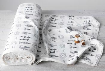 IKEAファブリックは、北欧ならではのデザインでとってもオシャレ☆