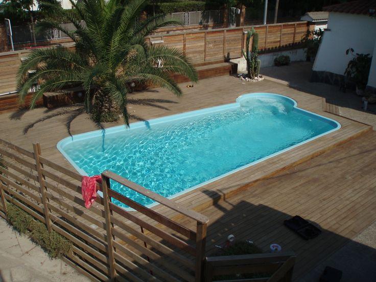 Bricomania piscina great awesome diseo de piscina con for Bricomania piscina