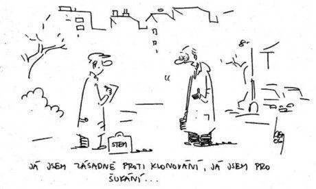 www.juglon.estranky.sk - Fotoalbum - Kreslené vtipy - Vladimír Jiránek - Jiranek agresivnih.jpg