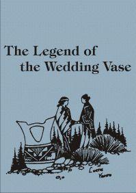 Native American Indian Wedding Vase Legend