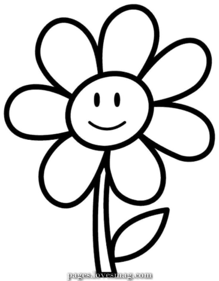 - Legendary Kindergarten Coloring Pages Flowers K5 Worksheets In 2020  Flower Coloring Sheets, Kindergarten Coloring Pages, Easy Coloring Pages