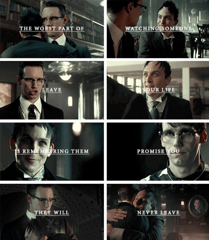 Rip Nygmobblepot for now... I'm still not giving up on you!!!!