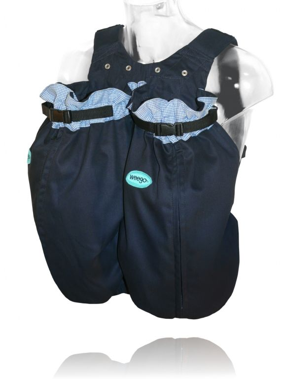 10 great gifts for moms expecting twins - Today's Parent... Wish I would have seen this baby carrier when the boys were born!