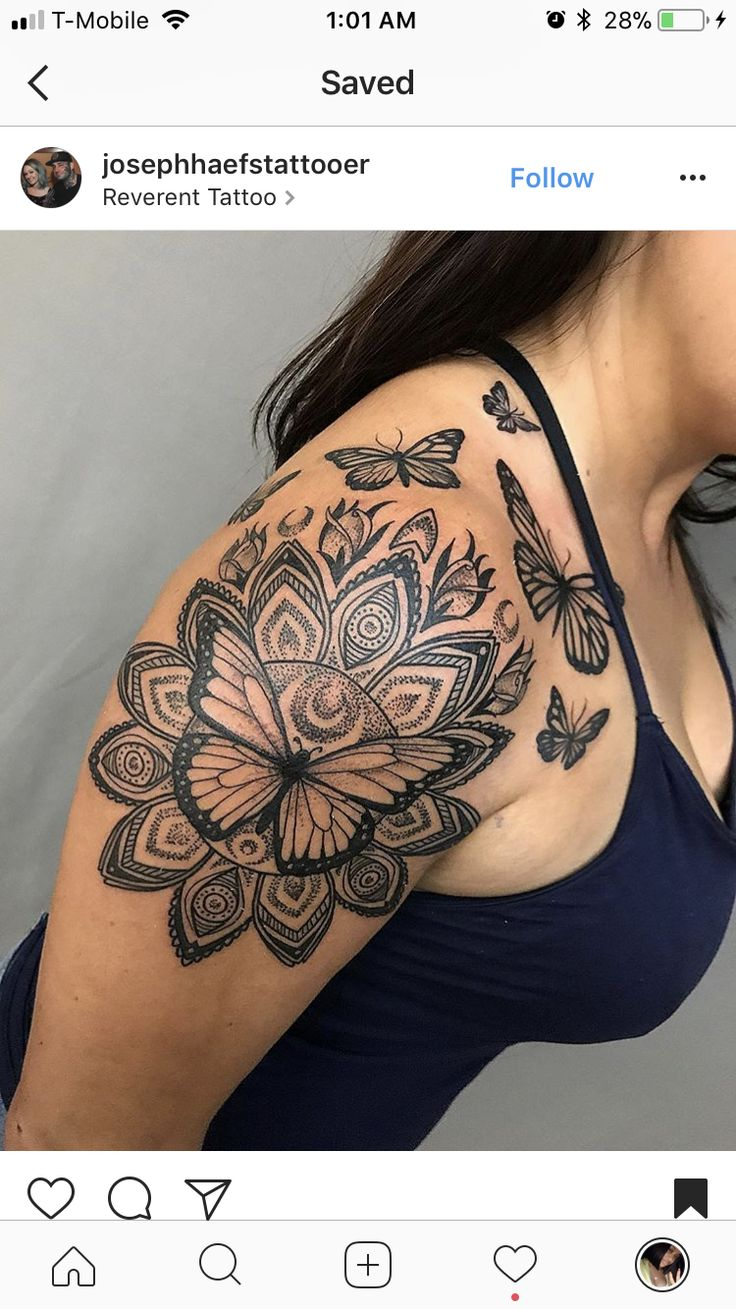 Instead of a butterfly in the middle maybe an iris??