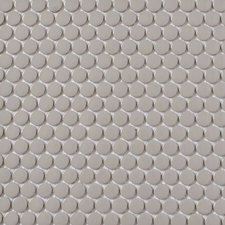 Shop Style Selections 5 Pack Gray Glazed Porcelain Mosaic