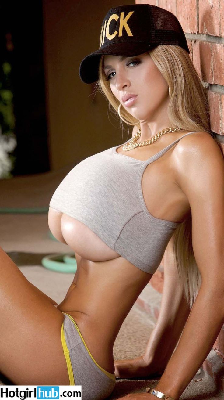 sexy girl huge breasts