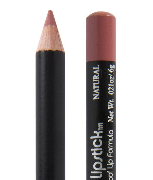 Trying to achieve the perfect sexy lip look? Our gluten free Almost Red lip liner combined with our Red lipstick is a perfect way to make a statement.