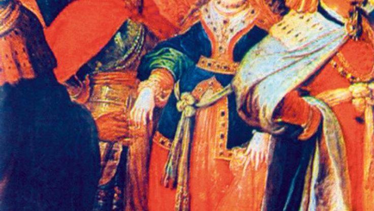 Mihai Viteazul avea o amantă blondă   Historia