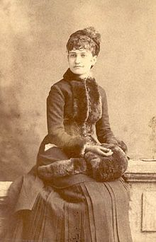 Caroline Harrison attended Oxford Female Institute, which was later subsumed into the Miami University campus. Her father was a science professor who opened the all-female institute himself.