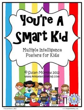 Gardner Multiple Intelligences Poster