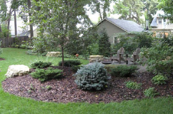 17 best images about garden berms on pinterest gardens for Landscape berm design