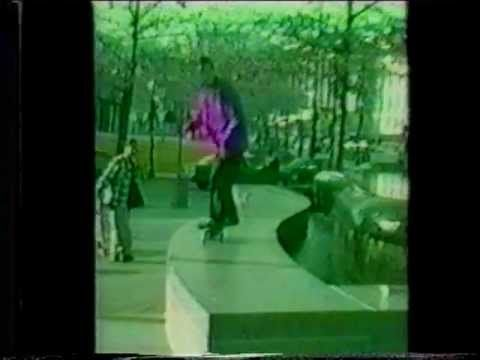 One of the first skate videos I purchased back in the day.  The Acme Skateboard Video Part 1