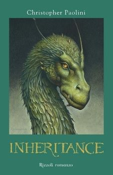 Inheritance (book 4): Christopher Paolini P.S. In my opinion the best book of the series.