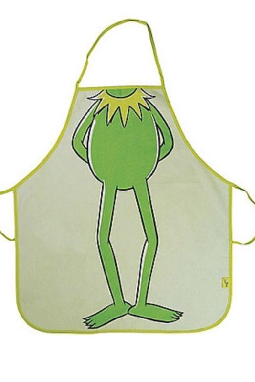 Kermit the frog Apron
