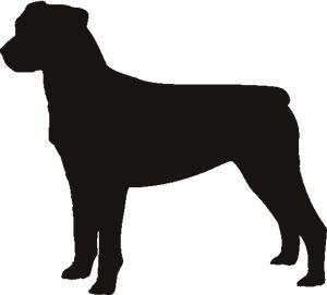 Rottweiler Stencil   Rottweiler Stencils   Dog Stencil   Dog Stencils