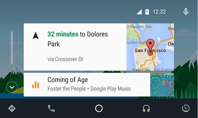 Google lanza Android Auto, pero solo funciona en smartphones con Lollipop y sistema de entretenimiento Pioneer