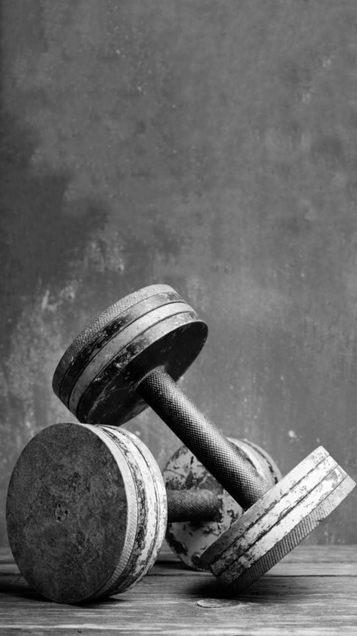 Download Dumbbells Fitnesss Wallpaper By Iammiti A9 Free On