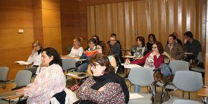 La Junta promueve la formación de los profesionales sanitarios en materia de violencia de género