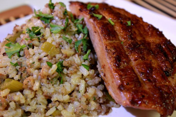 Smoked Duck with Dirty Rice - Smoking Meat Newsletter