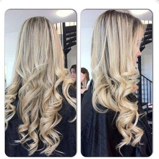 long hair styles images 2232 best hairstyles images on hairstyle ideas 2232 | 4e1b1466554de77d63d1211e12153863 blonde curls gorgeous hair