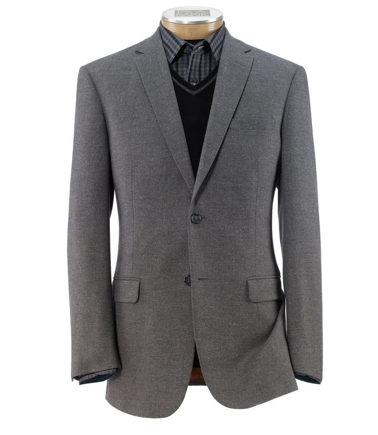 Joseph 2 Button Slim Fit Sportcoat   Signature 2-Button Herringbone Sportcoat  #menssuits http://www.planetgoldilocks.com/mens_clothing.htm   Deep Discounted Deals That Can Save You Up to 70% OFF! Quantities May Be Limited #mensclothing
