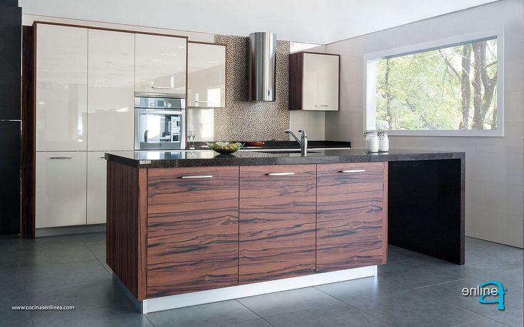 Combinación Luxe magnolia y Stoner | cocinaseninea.com