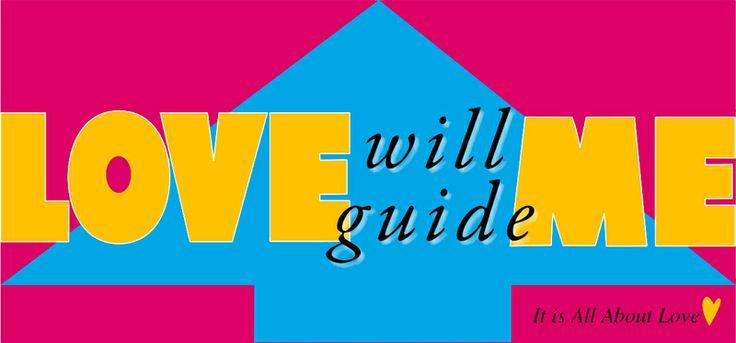 LOVE will guide ME di LoveCreating su DaWanda.com
