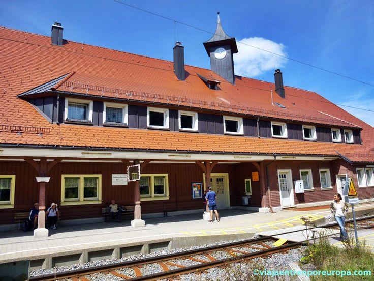 Estación de Feldberg-Bärental