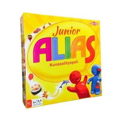JUNIOR ALIAS TACTIC -   Keravan Muovi ja Lelu Oy