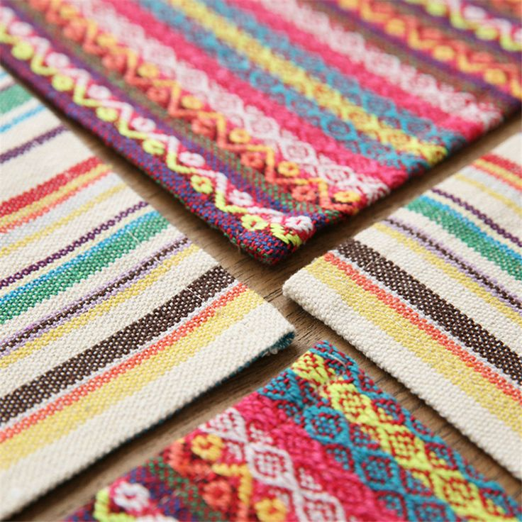 Find More Table Napkins Information about bohemia style stripe wedding cloth napkins linen tea towels for dinner home party restaurant hotel,High Quality linen tea towels,China napkins linen Suppliers, Cheap wedding cloth napkins from WK HomeTextiles Store on Aliexpress.com