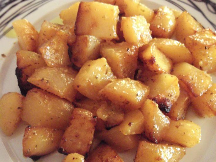 Πατάτες φούρνου σπέσιαλ!!