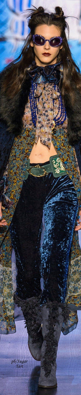 Anna Sui - Fall 2017