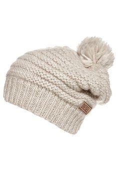 Mütze - weiß Mehr