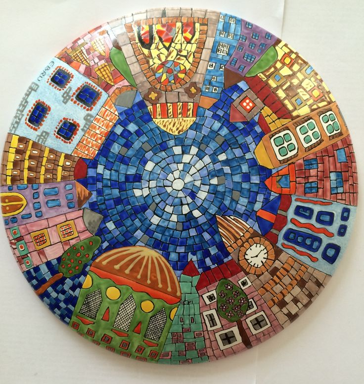 Mosaic Ideas Stained Glass Licence Plates Cities
