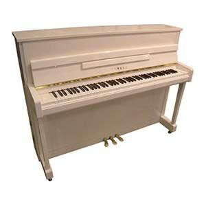 Piano droit YAMAHA B2e SG2 PWH