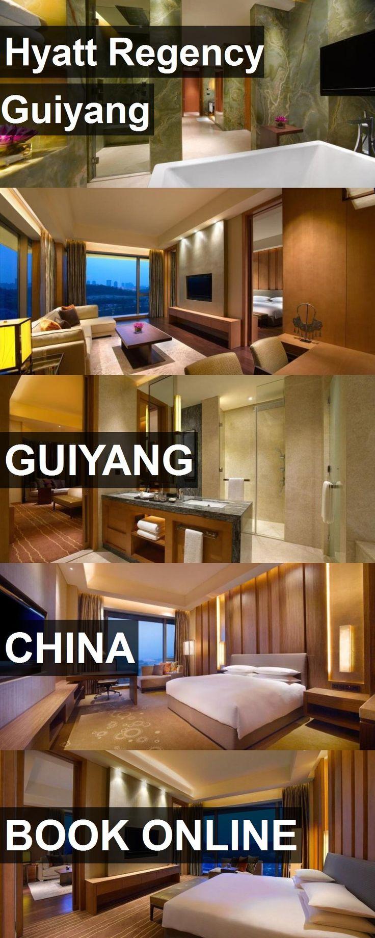 Hotel Hyatt Regency Guiyang in Guiyang, China. For more information, photos, reviews and best prices please follow the link. #China #Guiyang #travel #vacation #hotel