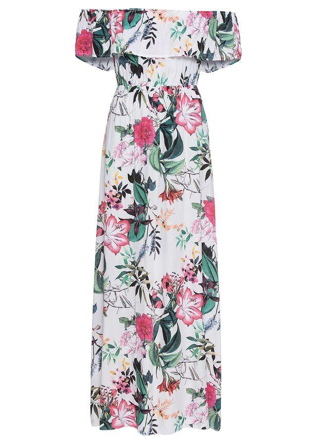 ef3442a286 Virágmintás maxi ruha Nyári maxi ruha a • 10999.0 Ft • bonprix ...