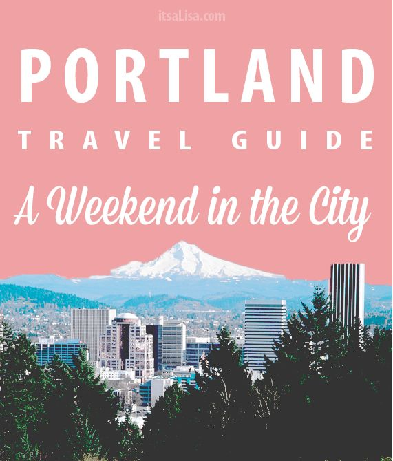 "You're on a mission to conquer Portland in one weekend? What a quest! The token ""weird"" city is brimming with quirks and culinary feats. It would be impossible to see it all, but since you're here ..."