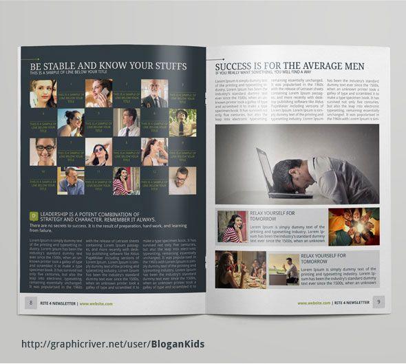 15 best Newsletter Ideas images on Pinterest | Newsletter ideas ...
