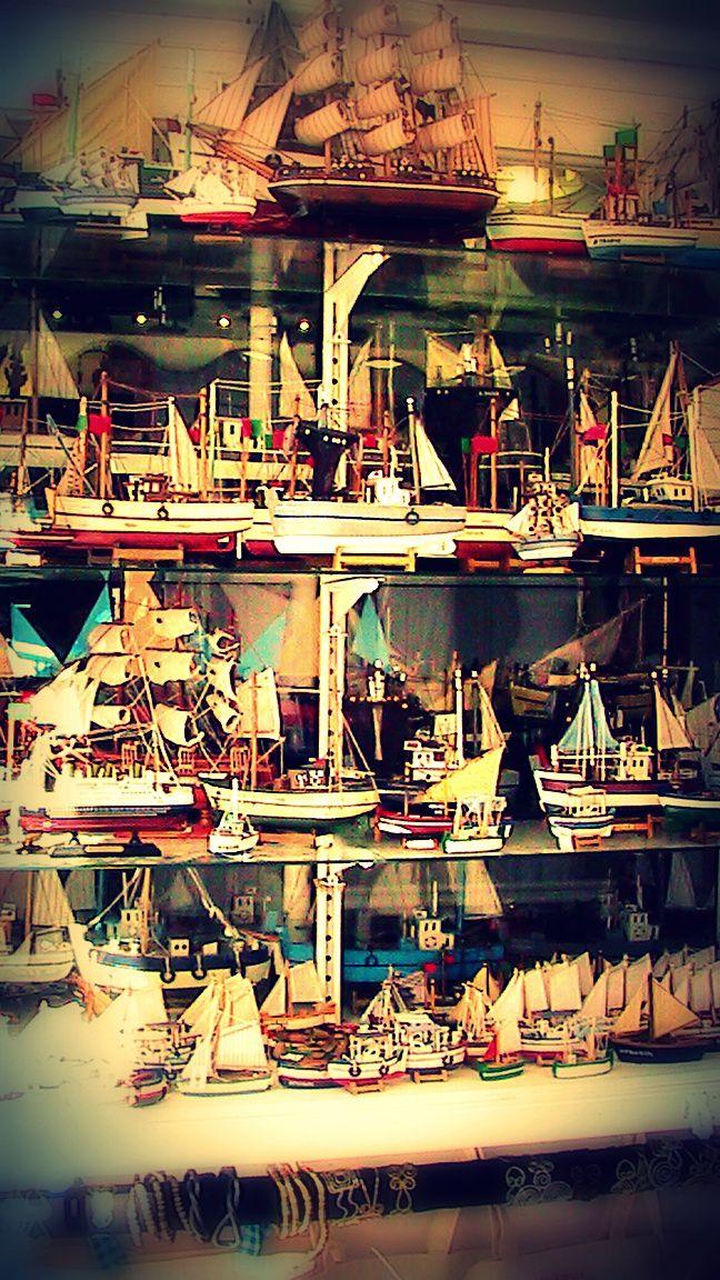 Ships everywhere...