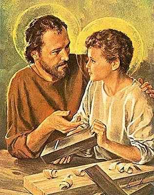 San Jose padre putativo de Jesús