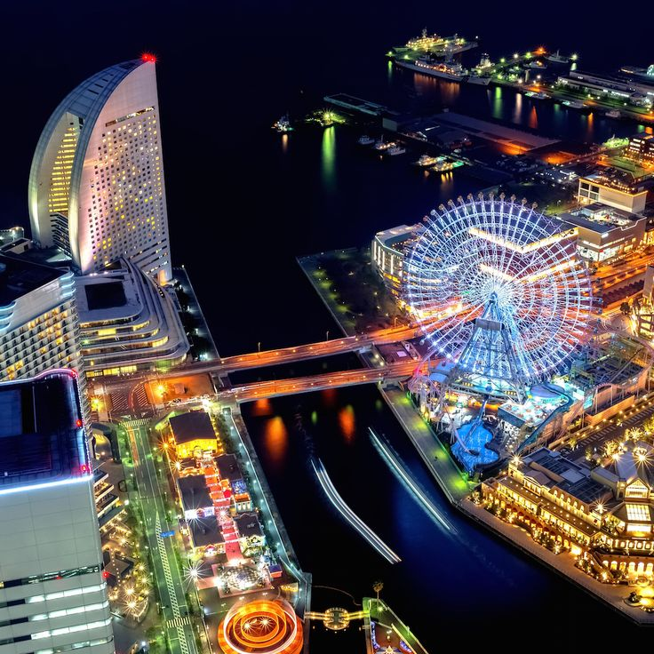 Tired of the constant hustle and bustle of Tokyo? Want to escape the big city for a few hours to unwind? Try a Yokohama day trip from Tokyo! See Minato Mirai, Cosmo World, Sky Garden Observatory and Chinatown. Visit Yokohama today!
