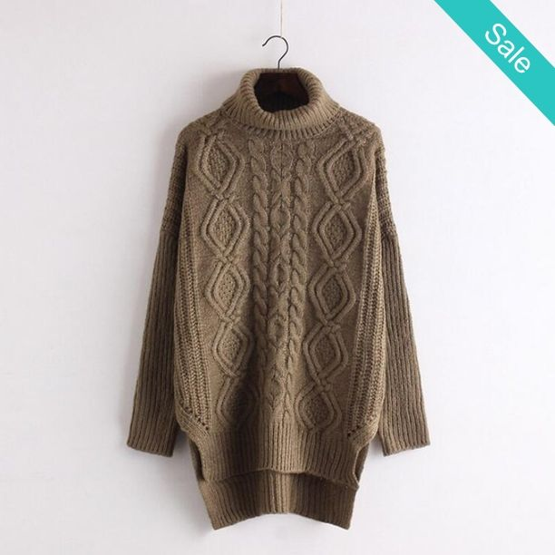 Mohair Turtleneck Oversized Cable Knit Sweater - Top 25+ Best Oversized Cable Knit Sweater Ideas On Pinterest Big