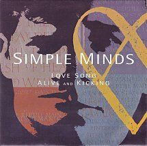 45cat - Simple Minds - Love Song / Alive And Kicking - Virgin - UK - VS 1440