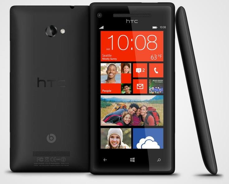HTC 8X (Mobiltelefon) - Lägsta pris 5495:-