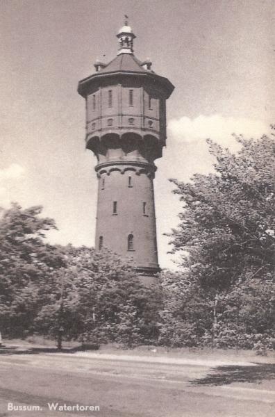 Oneindig Noord-Holland / De Bussumse watertoren: een nieuw duurzaam monument